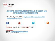 Global Distribution Panel Market 2016-2020 Report