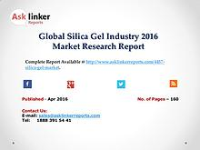Silica Gel Market Development and Import/Export Consumption Trend