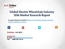 Electric Wheelchair Market Production and Industry Share Forecast