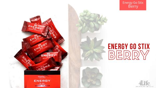Product Slides Energy Go Stix - BM