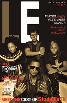 Lez Elegance Magazine Fall/Winter 2013