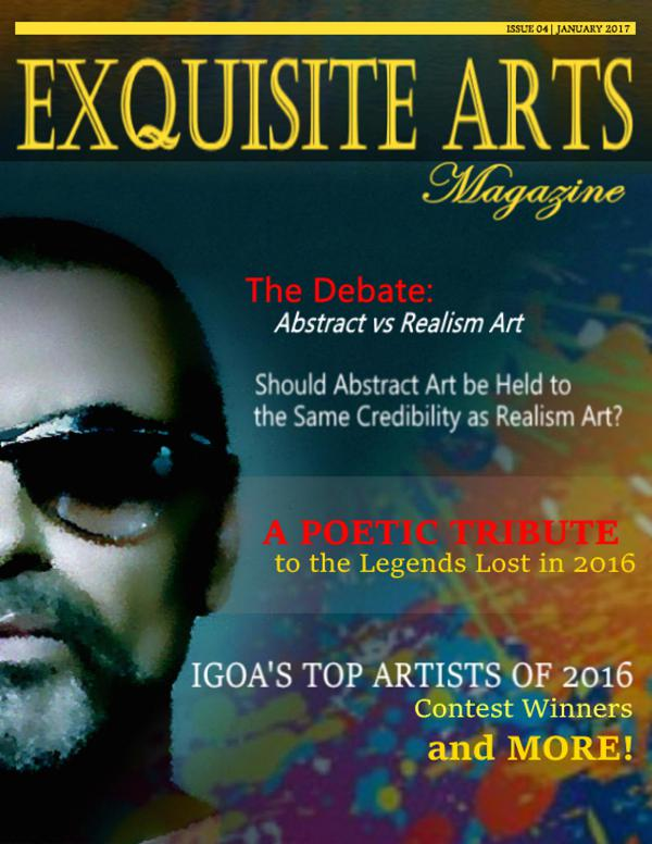 Exquisite Arts Magazine Vol 4