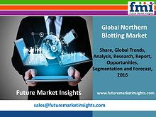 Northern Blotting Market Growth and Segments,2016-2026