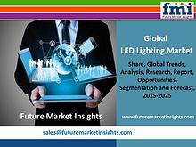 LED Lighting Market Revenue and Value Chain 2015-2025