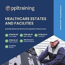 Healthcare Estates and Facilities Training Course Brochure