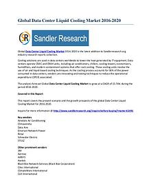 Complete Analysis of Global Data Center Liquid Cooling Market