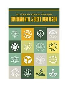 All for Easy Survival On Earth – Environmental & Green Logo Design