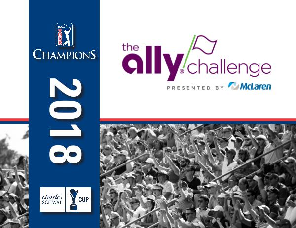 2018 The Ally Challenge 2018 Title Sponsor Recap - The Ally Challenge