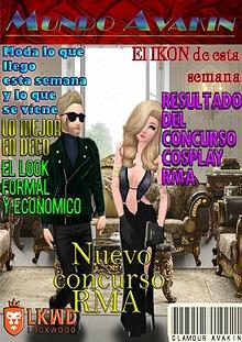 Revista Mundo Avakin