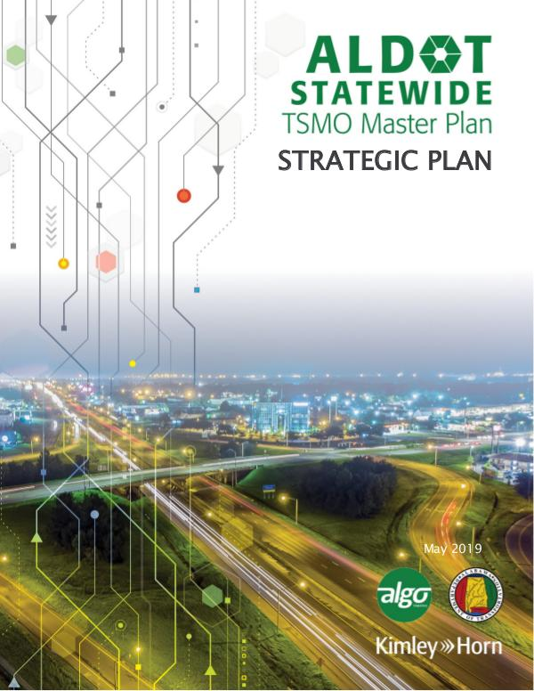 ALDOT Statewide TSMO Strategic Plan ALDOT Statewide TSMO Strategic Plan 20190522