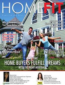 HomeFit Issue 1 - Kari Crowell