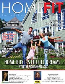 HomeFit Issue 1- Barbara Haggerty