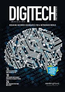 DigiTech Magazine - UK