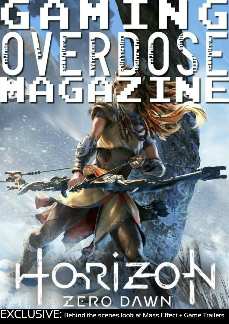 Gaming Overdose Magazine January/February