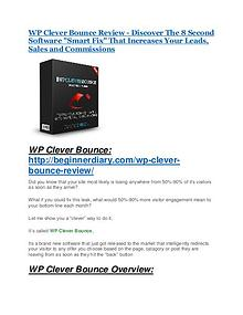 WP Clever Bounce review - A top notch weapon