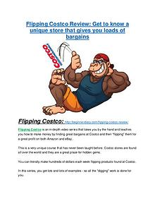Flipping Costco review and (MEGA) bonuses – Flipping Costco