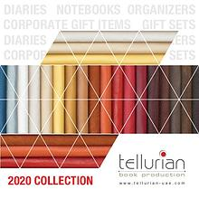 Tellurian | 2020 Diaries, Notebooks and Corporate Gift items