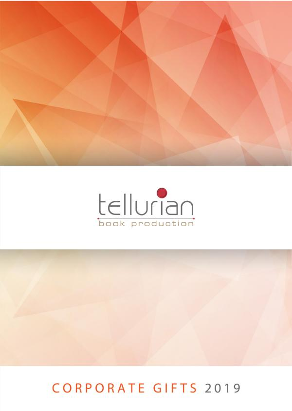 Tellurian   Corporate and Promotional Giveaway Gift Items in Dubai, U Tellurian Gift Items Catalogue