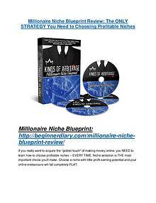 MarketingMillionaire Niche Blueprint REVIEW & Millionaire Niche Blueprint (SECRET) Bonuses