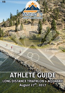 2017 Penticton World Championships- Athletes Guide