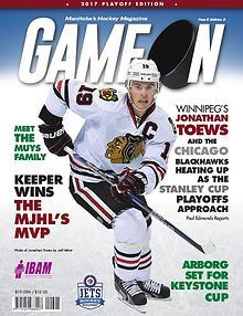 Game On Magazine - April 2017