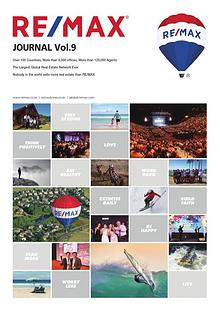 RE/MAX KOREA JOURNAL VOL 9