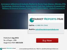 Aerospace Adhesives & Sealants Market with Attractive Global Opportun