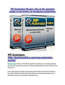 MarketingWP Automator Review - SECRET of WP Automator