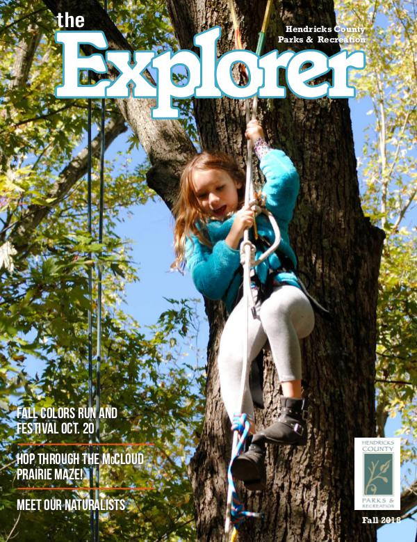 The Explorer Magazine Fall 2018
