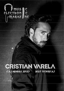 Portada Nº1 - Cristian Varela