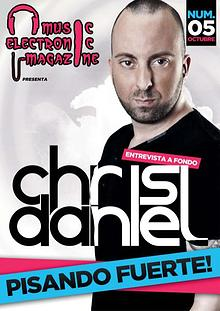 Portada Nº 5 - Chris Daniel