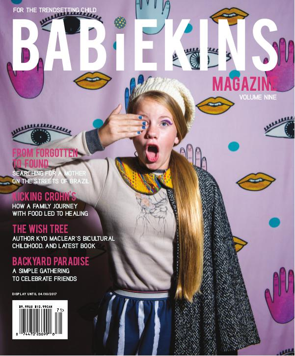 Babiekins Magazine Volume Nine