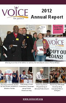 VOICE Annual Report