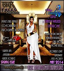  BKR  F.A.C.E.S. Inc. Magazine