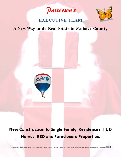 Mohave County Home Shopper December 2014
