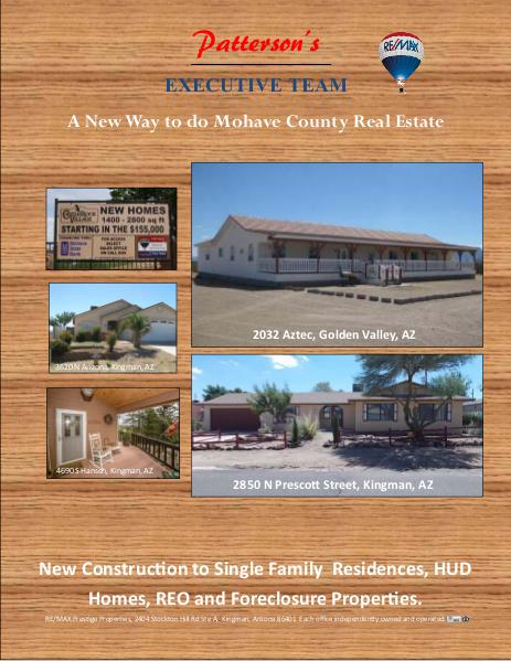 Mohave County Home Shopper August 2015