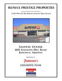 Safeway Center 3125 Stockton Hill Road