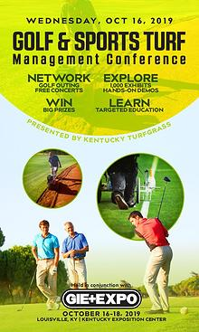 Golf & Sports Turf Management Conference