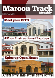 Maroon Track Monthly