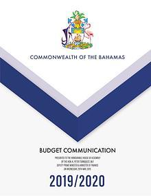 2019/20 Budget Communication