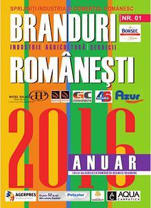 Anuarul Brandurilor Romanesti - editia