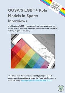 LGBT+ Role Models in Sport