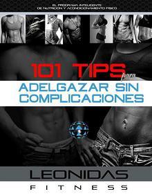 101 tips para adelgazar sin complicaciones