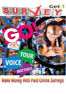 Make Money With Paid Online Surveys Guide