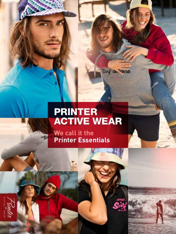 New Wave GmbH PRINTER Essential