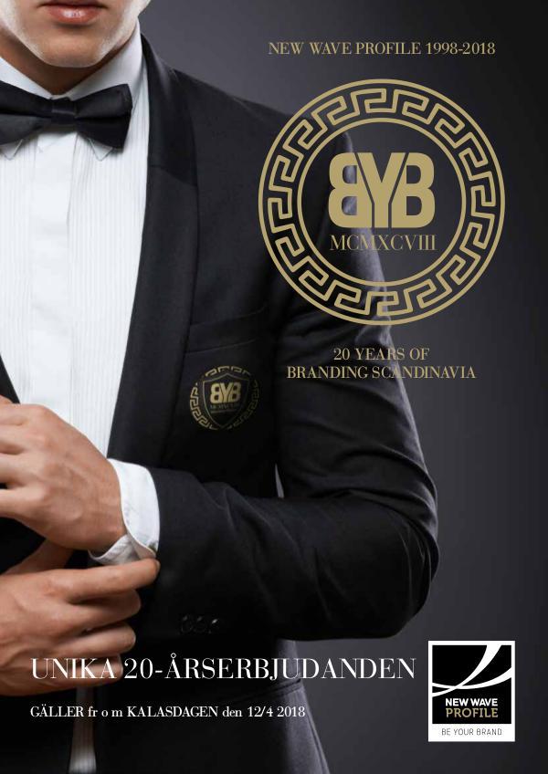 NWP BYB Magazines KAMPANJER TILL 20-ÅRSJUBILEUM