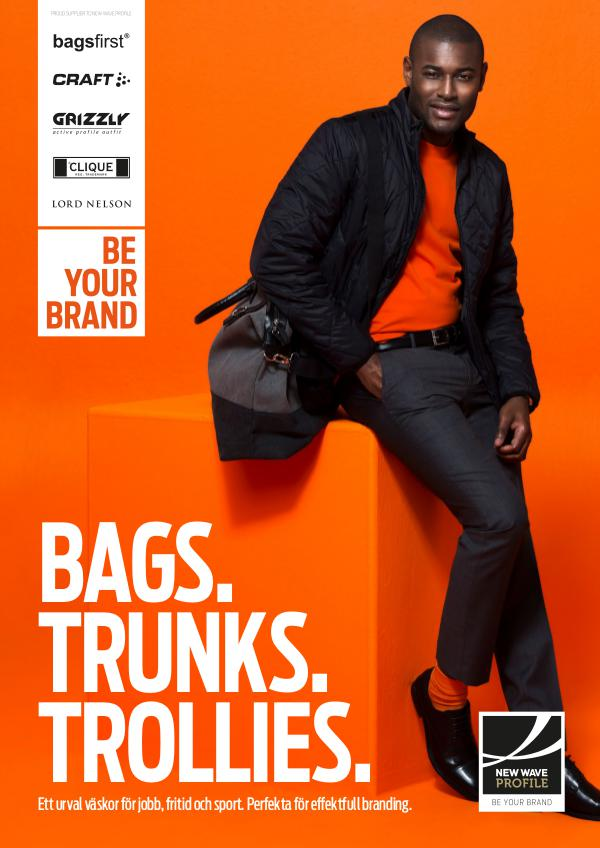 NWP BYB Magazines Bags Trunks Trolleys