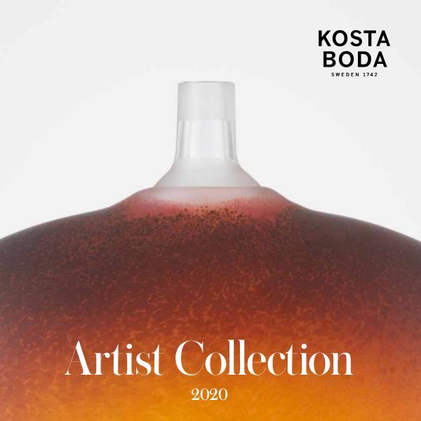 Kosta Boda Kosta Boda Artist Collection 2020