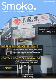 SMOKO Magazine: The Bi-Monthly Digital Publication of I.R.S.