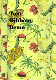 Tom Gibbons second try Vol 1